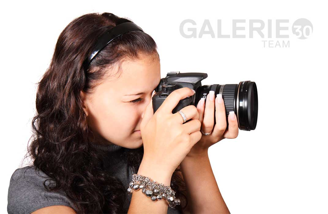 Bewerbung als Galerie30 Fotograf / Fotografin