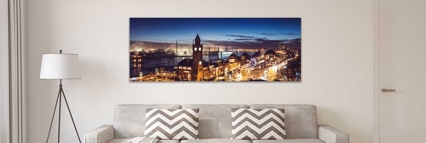 Panorama Wandbild