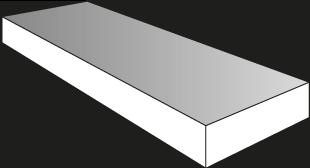 Rahmenkante weiß