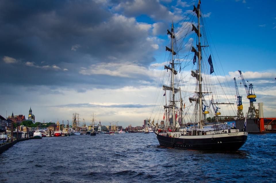 Elbe Segelschiff 5     