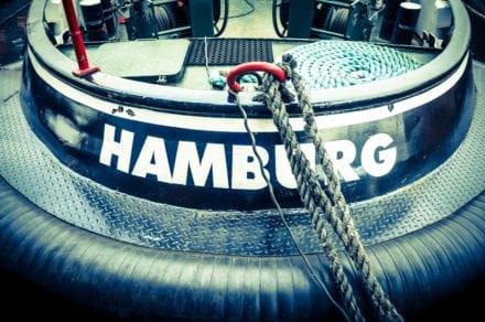 Galerie30 Hamburg Schlepper Motiv 1