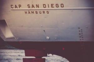 Cap San Diego Heck |  | Stimmungsfänger