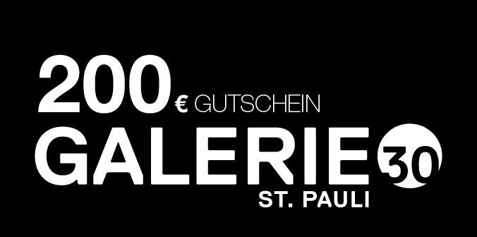 Galerie30 Gutschein 168.07€