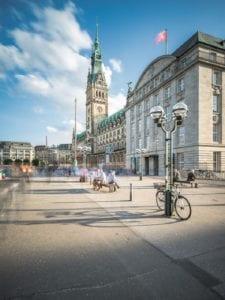 Hamburger Rathaus 876 |  |