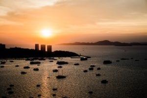 Thailand Sonnenuntergang |  |