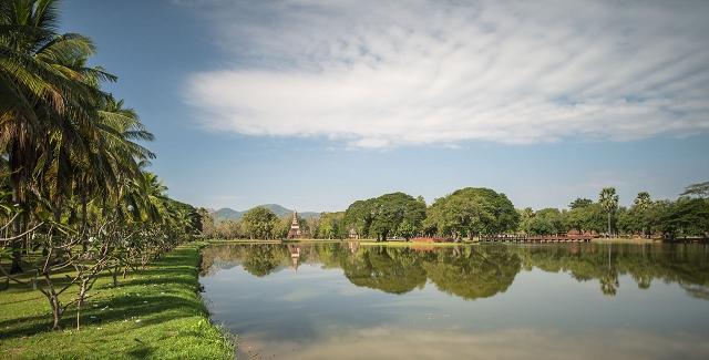 Tempel Ruine Thailand 890 |  |