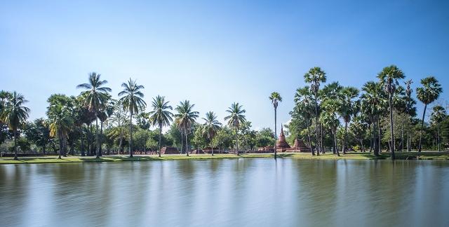 Tempel Ruine Thailand 894 |  |
