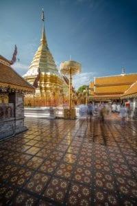 Alte Tempelanlage innen Thailand 905 |  |
