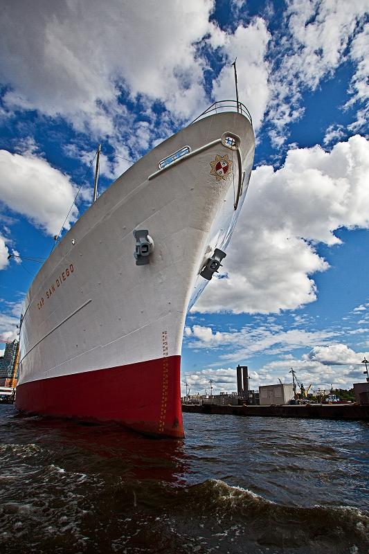 Cap San Diego Schiff Hamburg     