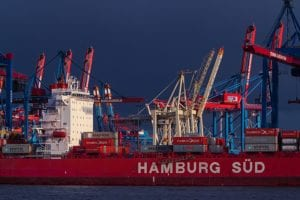 Hamburg Süd Schiff |  |
