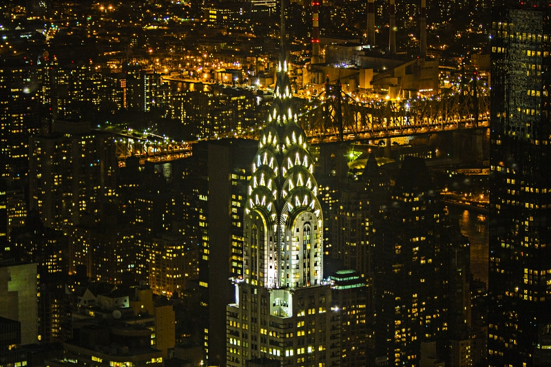 Chrysler Building - Manhattan New York City     