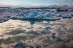 Gletscherlagune Jökulsárlón Island 992 <br />Bernd Willeke <br />