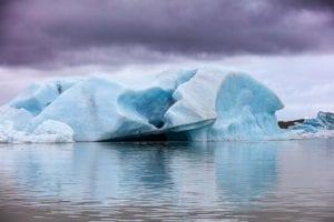 Gletscherlagune Jökulsárlón Island 990 <br />Bernd Willeke <br />