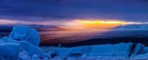 Gletscherlagune Jökulsárlón Island 998 <br />Bernd Willeke <br />