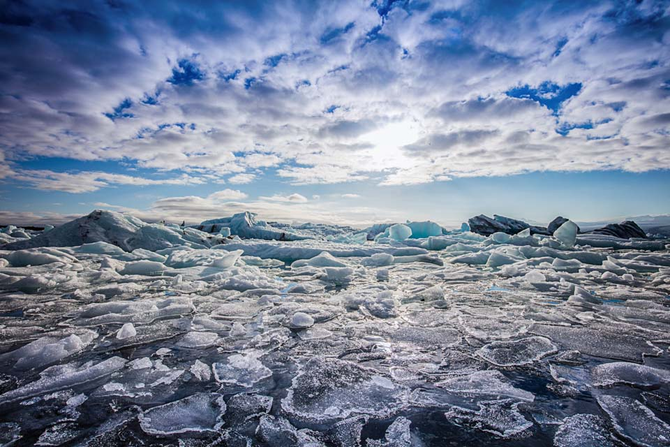 Island Eiswelten 160717 von Bernd Willeke | 9 Motive