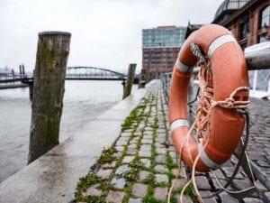 Hamburger Hafen Motiv 1009 <br />Eduard Kaiser WEK <br />