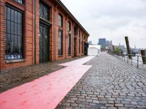 Hamburger Hafen Motiv 1011 <br />Eduard Kaiser WEK <br />
