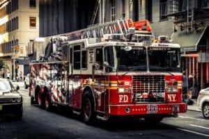 Feuerwehr NewYork Motiv 1112  |  |