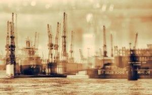 Hafenspiegelung Motiv 1168 |  |