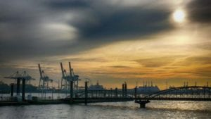 Hamburger Hafen Motiv 1137 | Nasario Khan |
