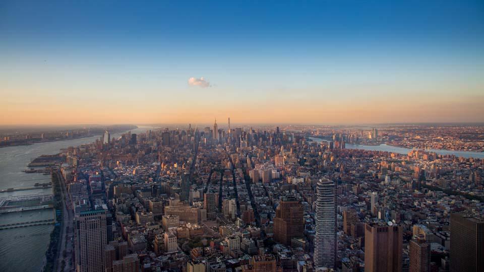 NewYork Skyline Motiv 1133 |  |