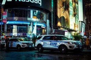 NYPD Times Square Motiv 1134  |  |