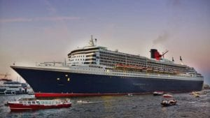 Queen Mary 2 Hamburg Motiv 1138 | Nasario Khan |
