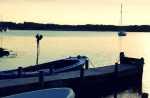 Sonnenuntergang am Wasser Motiv 1129 | Sebastian Klaffka |