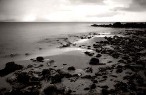 Steine in der Ostsee s/w Motiv 1044 | Sebastian Klaffka |