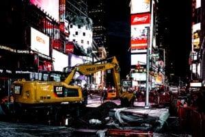 Times Square Motiv 1115  |  |