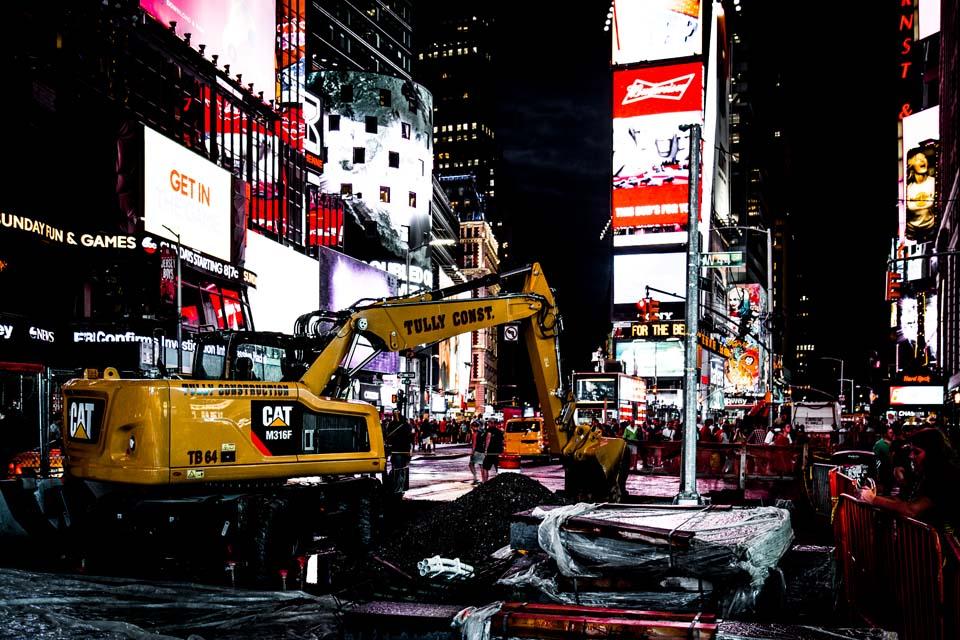 Times Square Motiv 1115     
