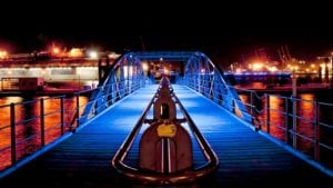 Brücke am Fischmarkt Hamburg 974 | Frank Thilo Fenner |