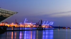 Docklandspitze Hamburg 976 | Frank Thilo Fenner |