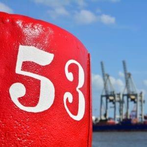 Boje 53 Hamburger Hafen 952 |  |
