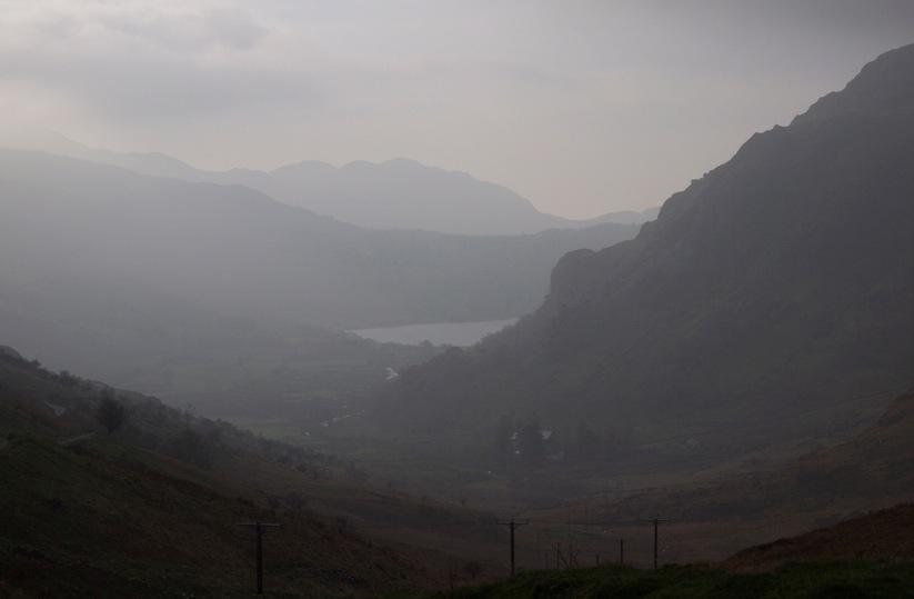 Berge Wales Großbritannien Motiv 1252 |  |