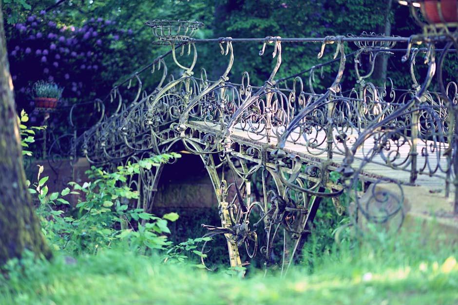 Die romantische Brücke / Motiv 1226 |  |