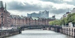 Hafenblick auf Elbphilharmonie Motiv 1189 | Kerstin Hartig |