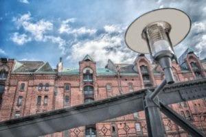 Speicherstadt Brueckenlampe Motiv 1191 |  |