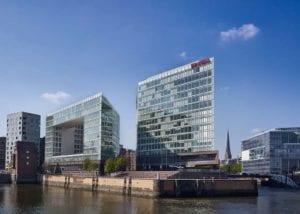 Spiegelgebäude Hamburg Motiv 1223 | Nasario Khan |