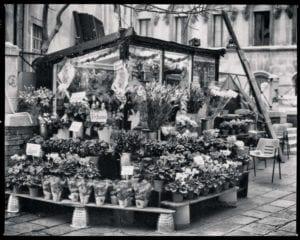 Venedig Vintage s/w Motiv 1197 <br />Nasario Khan <br />
