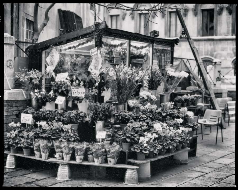 Venedig Vintage s/w Motiv 1197