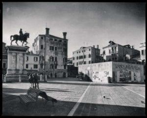 Venedig Vintage s/w Motiv 1198 <br />Nasario Khan <br />