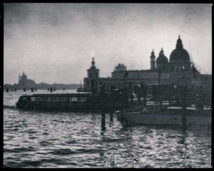 Venedig Vintage s/w Motiv 1199 <br />Nasario Khan <br />