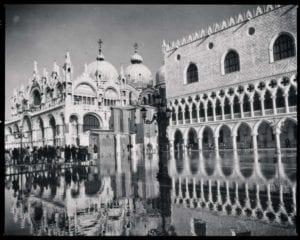 Venedig Vintage s/w Motiv 1200 <br />Nasario Khan <br />