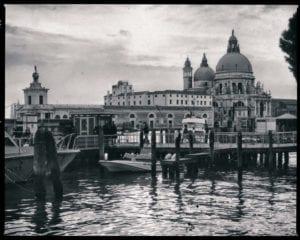 Venedig Vintage s/w Motiv 1202 <br />Nasario Khan <br />