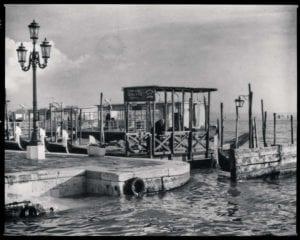 Venedig Vintage s/w Motiv 1205 <br />Nasario Khan <br />