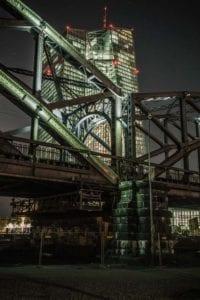 Brücke EZB Motiv 1358 | Charles Schrader |