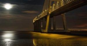 Brücke im Mond Motiv 1359 |  |