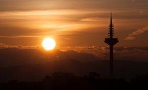 Fernsehturm FFM Motiv 1379 | Charles Schrader |