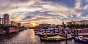 Hamburg Hafen Motiv 1397 | Charles Schrader |